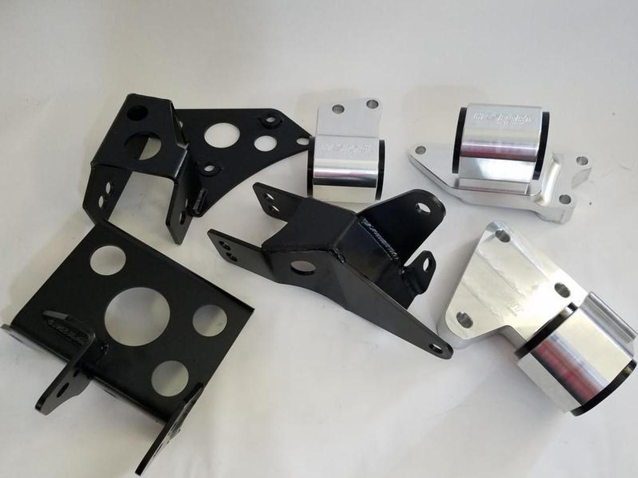 Hasport - EK Dual Height K-Series Mount Kit (12-15' Civic Si 09-14' TSX  Transmission & AWD)