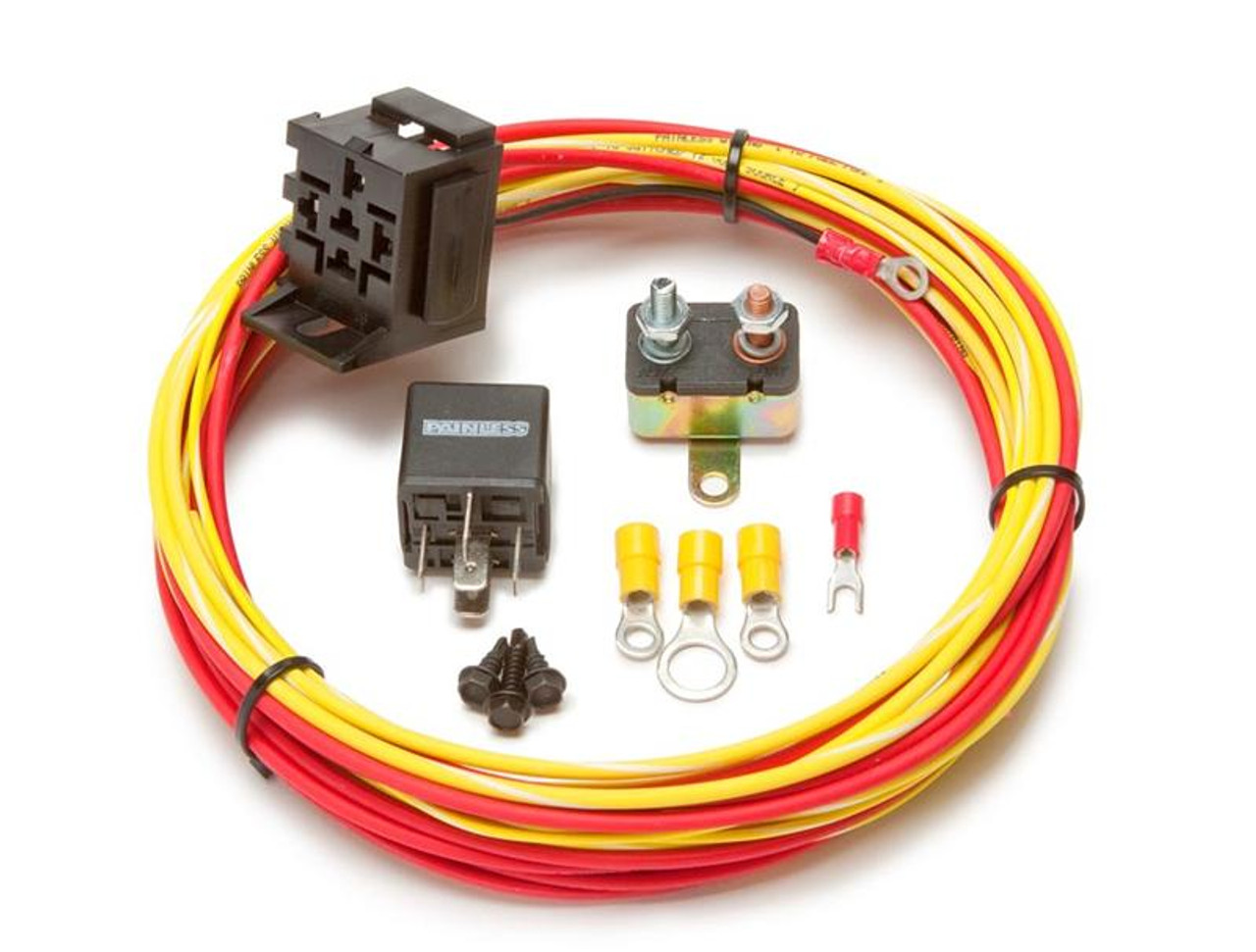 Painless - Fuel Pump Relay Kit on