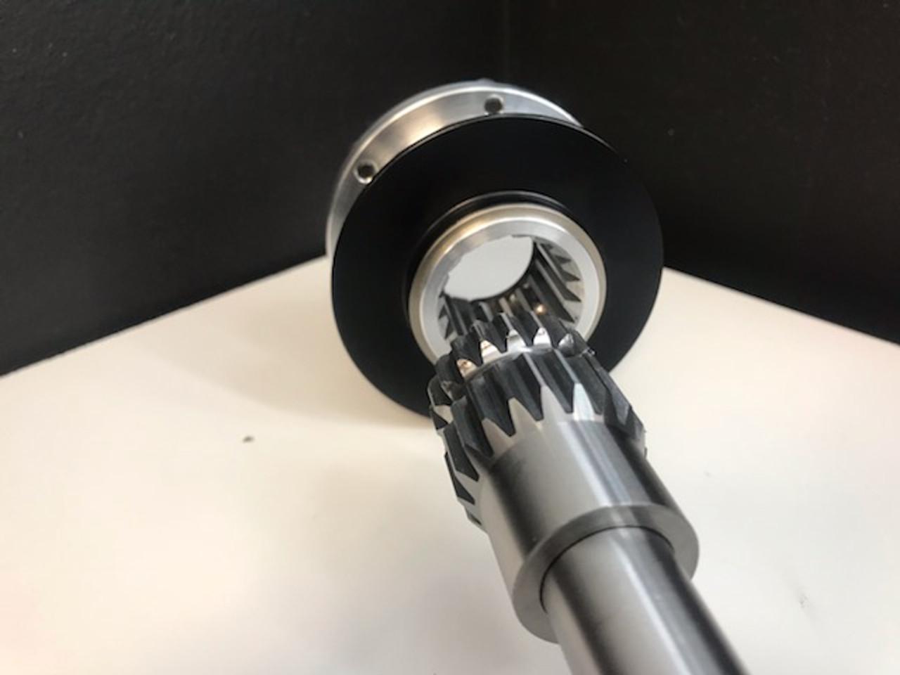ididit Steering - Lightweight Racing Steering Column & Quick Release (EG EK DC)