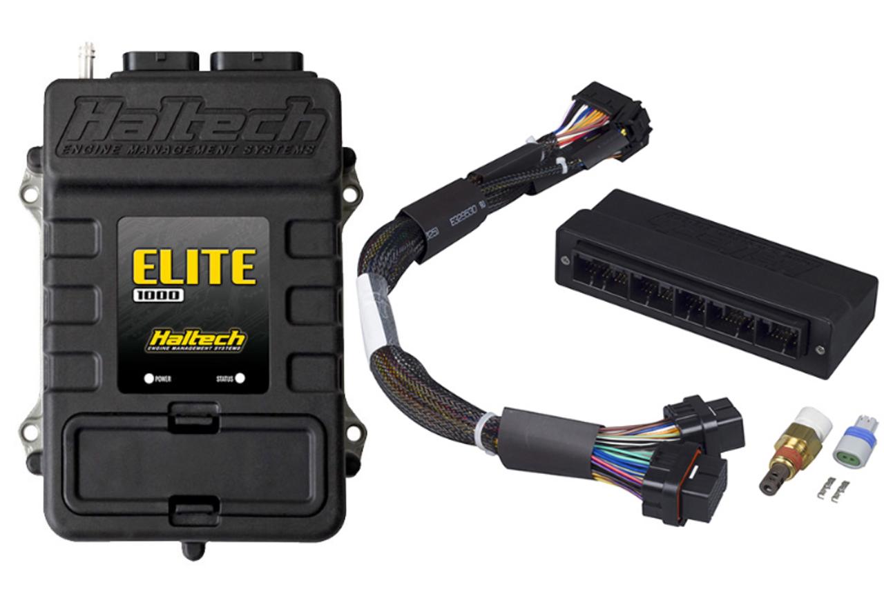 Haltech - Elite 1500 + OBD-I B-Series Plug 'n' Play Adaptor Harness Kit