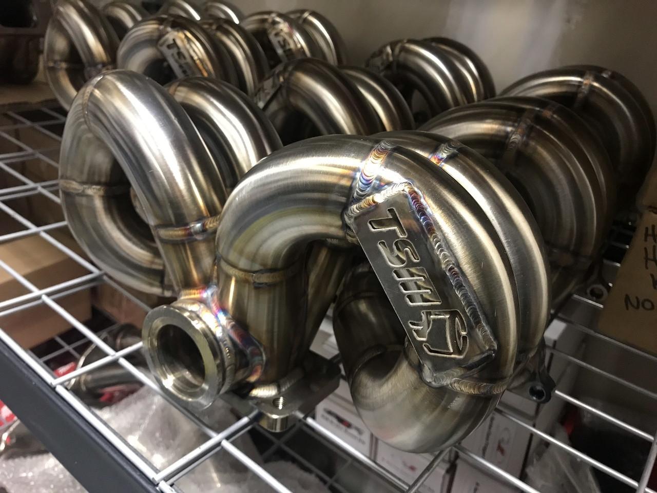 TSM Race - D-Series Ramhorn Turbo Manifold