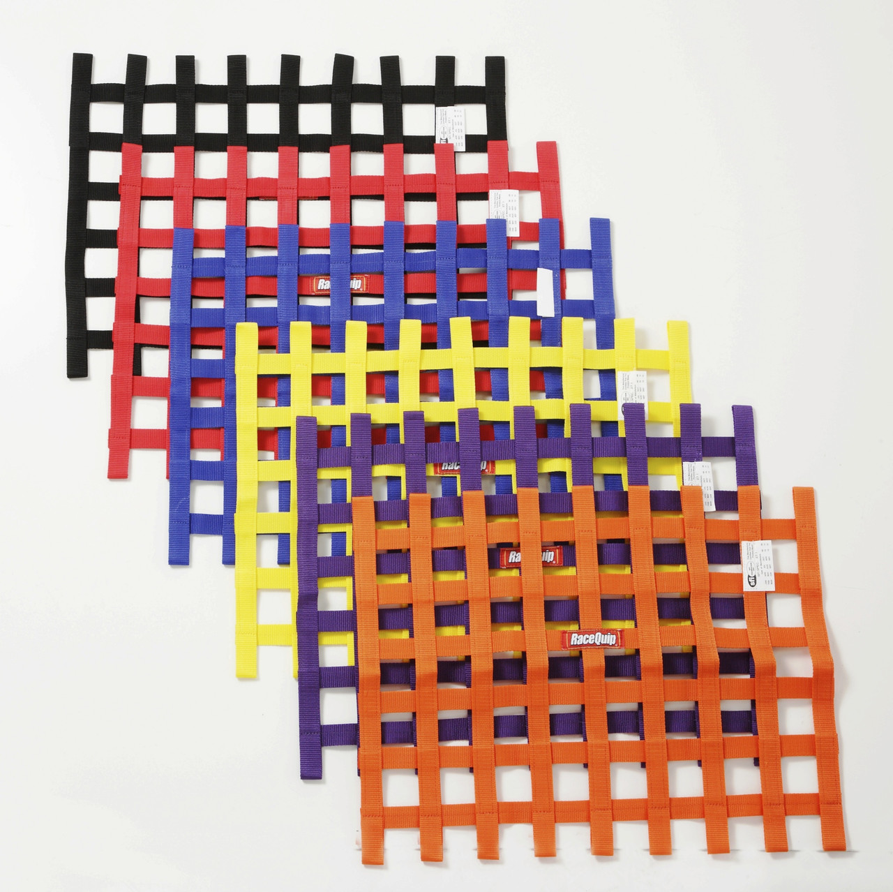 Racing Window Net Track Car Rally Polypropylene QUICK RELEASE FITTING STRAP