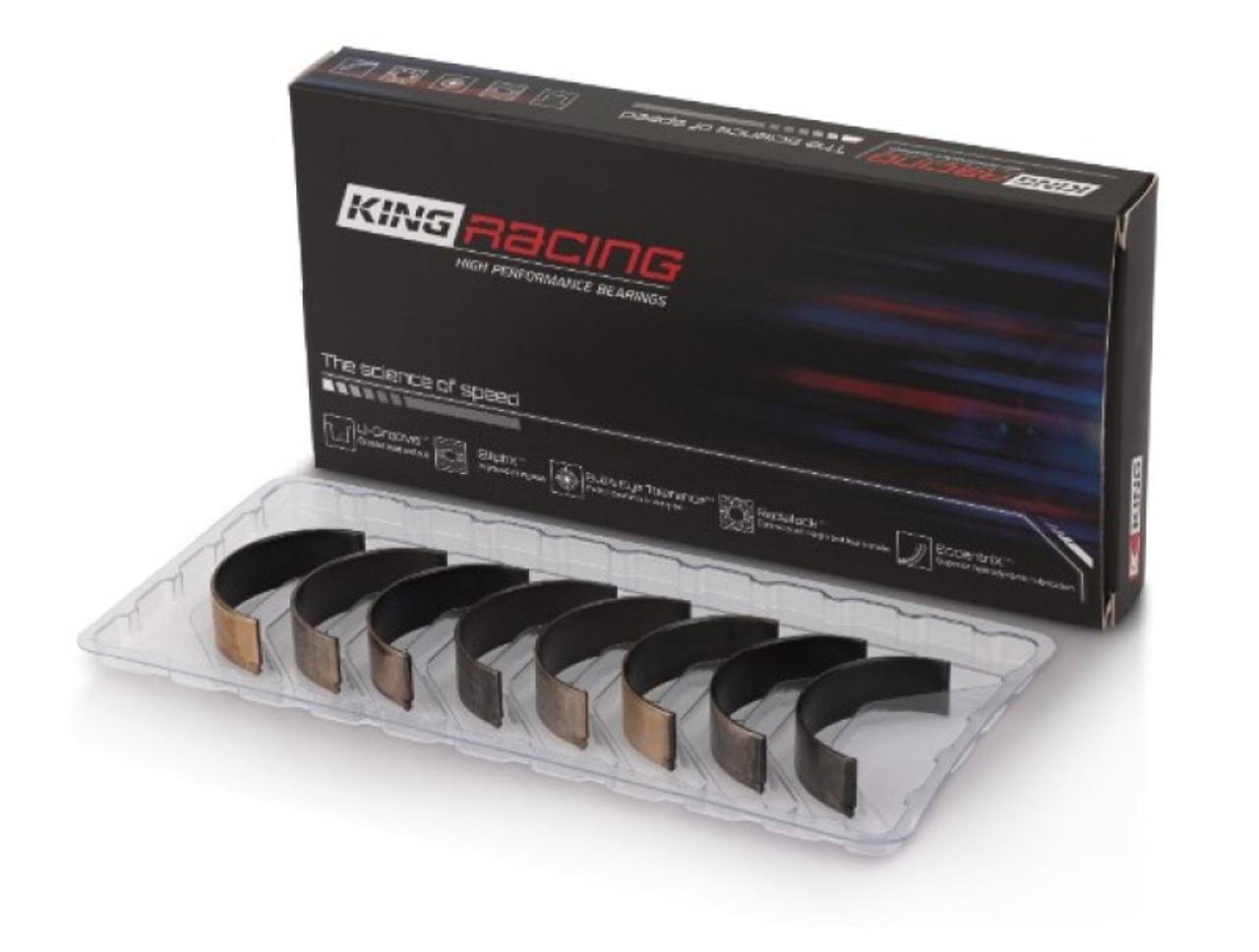Engine Bearings Automotive King Bearings Rod Bearings STD HONDA B20B4 B20Z2 D16 series ZC CR4046XP