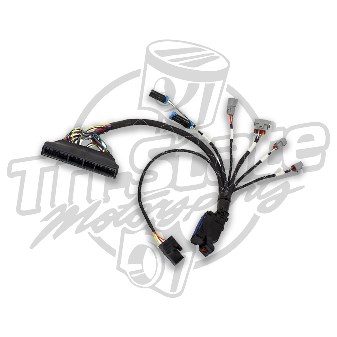 B Series Wiring Harness on amp bypass harness, nakamichi harness, radio harness, obd0 to obd1 conversion harness, alpine stereo harness, engine harness, electrical harness, pet harness, pony harness, battery harness, oxygen sensor extension harness, dog harness, safety harness, suspension harness, maxi-seal harness, cable harness, fall protection harness,
