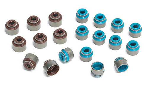 Supertech - Honda/Acura Exhaust Valve Seals (Set of 8)