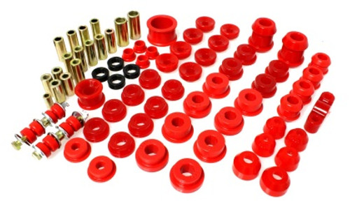 Energy Suspension - HyperFlex Master Kit Honda Civic 92-95 Honda del Sol 92-97