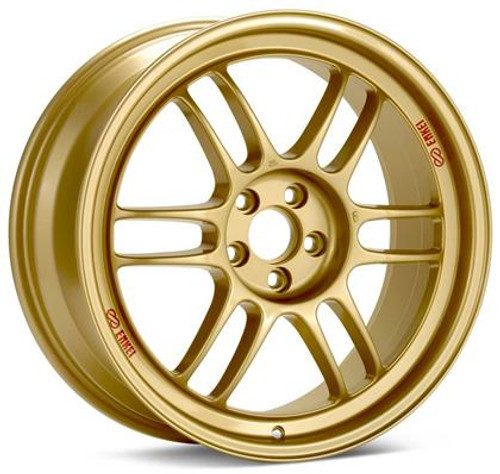 Enkei - RPF1 Wheels (F1 Silver, Gold)