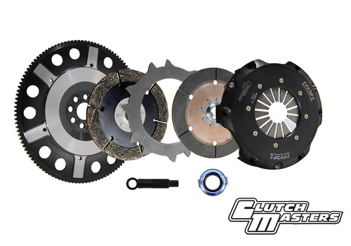 Clutch Masters - FX725 Race/Street Twin-Disc Clutch Kit (K-Series)