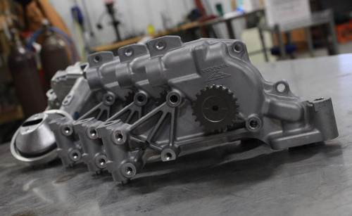 4Piston - Ported K-Series Oil Pump (K20/K24)
