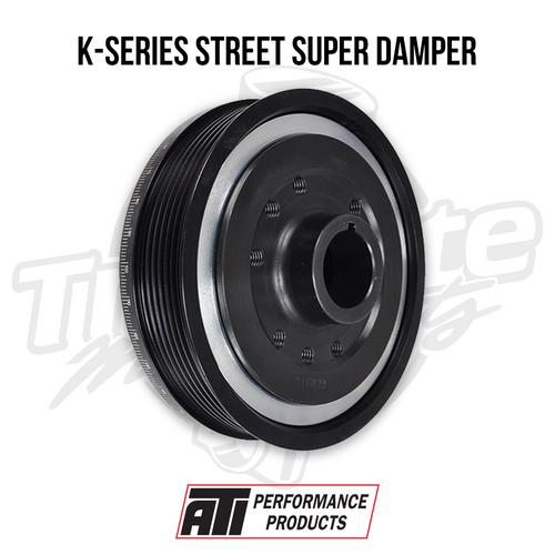 ATI - Super Damper Harmonic Balancer K-Series - Street