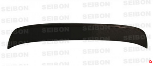 Seibon - SP-STYLE CARBON FIBER REAR SPOILER FOR 1992-1995 HONDA CIVIC HB