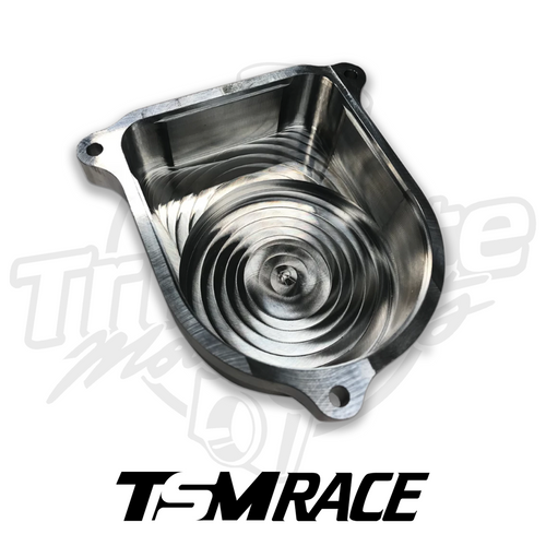 TSM Race - Distributor Block-Off Cover (B16/B18A/D15/D16/H22/F22)