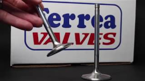 Ferrea - 6000 Series Competition Valves - K-Series (Intake & Exhaust Set)