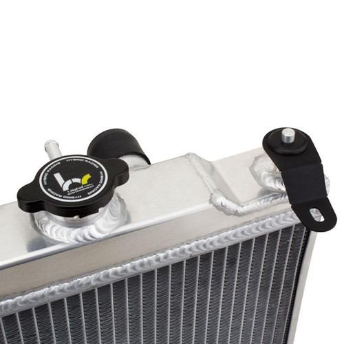 Hybrid Racing -  Drop-in Full Size K-Swap Radiator (94-01 Integra DC)