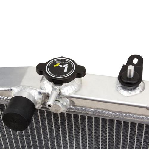 Hybrid Racing -  Custom Drop-in Full Size K-Swap Radiator 96-00 Civic EK
