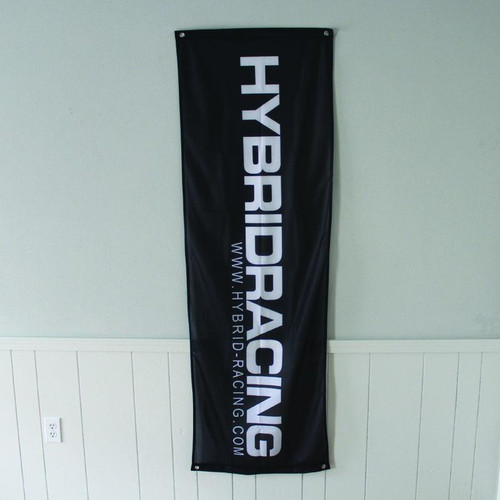 Hybrid Racing -  6x2' Wall Banner / Flag