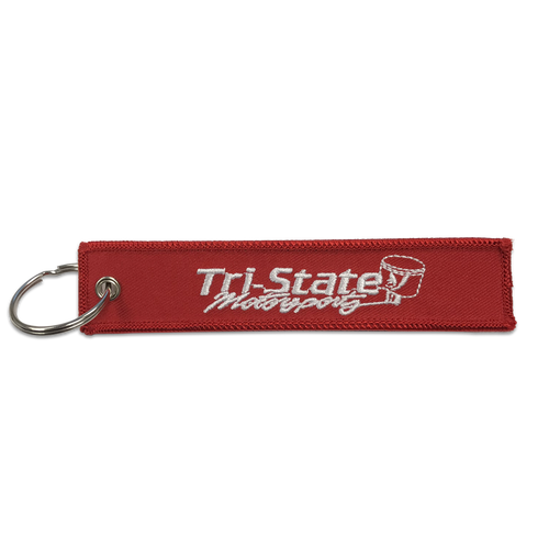 TSM - Red Keychain