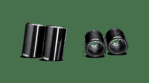 Akrapovič - 07-13' BMW M3 (E90) Tail Pipe Set (Carbon)