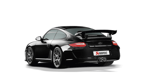 Akrapovič - 14-17' Porsche 911 GT3 (991) Titanium Slip-On Line Exhaust (Req. Tips)