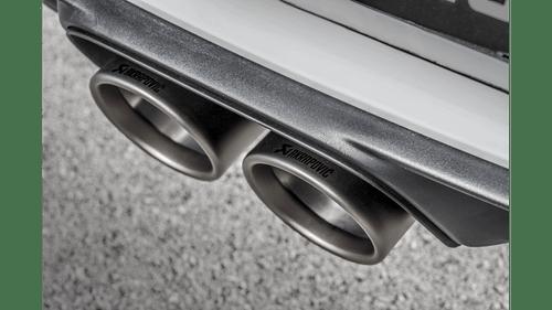 Akrapovič - 2018 Porsche 911 GT3 RS (991.2) Titanium Tail Pipe Set