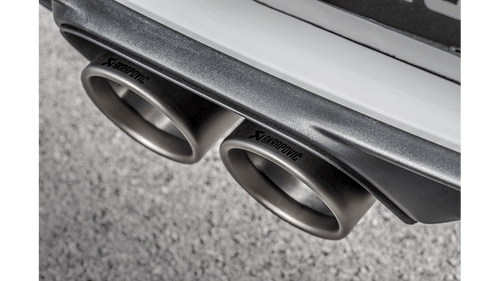 Akrapovic - 2018 Porsche 911 GT3 (991.2) Tail Pipe Set (Titanium)