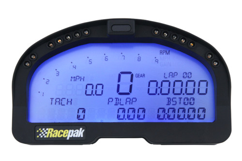 RacePak - IQ3 Display Dash