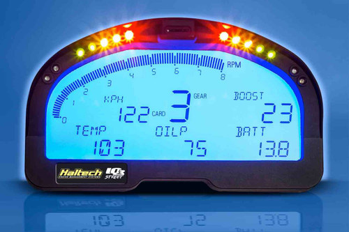 Haltech - IQ3 Street Display Dash