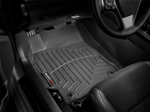 WeatherTech - 15-17' Ford F-150 (Supercrew and Supercab Only) Front & Rear FloorLiners - Black