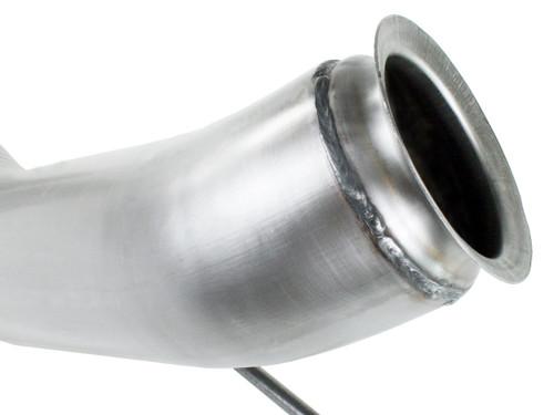 """aFe - ATLAS 5"""" Aluminized Steel Turbo-Back Exhaust 07-12' Dodge Diesel Trucks"""