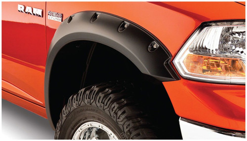 Bushwacker - 09-18' Dodge Ram 1500 Fleetside Pocket Style Flares 4pc