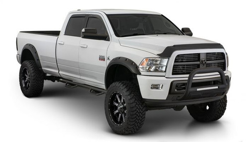 Bushwacker - 10-18' Dodge Ram 2500/3500 Max Pocket Style Flares 4pc