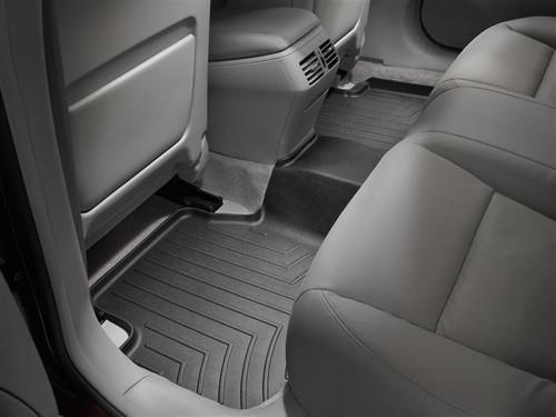 WeatherTech - 04-08 Acura TL Front & Rear FloorLiner - Black