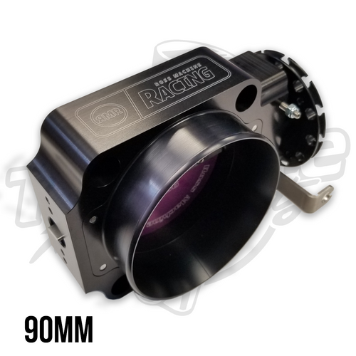 Ross Machine Racing - 90mm Throttle Body (Clockwise Rotation)