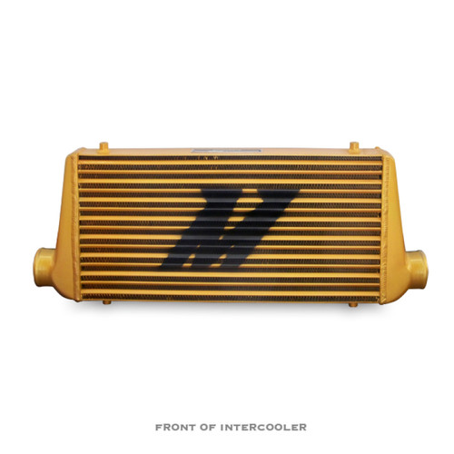 Mishimoto - Eat Sleep Race Special Edition Gold M-Line Intercooler