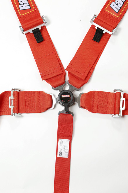 RaceQuip - SFI Camlock 5PT Pull Down Lap Belts