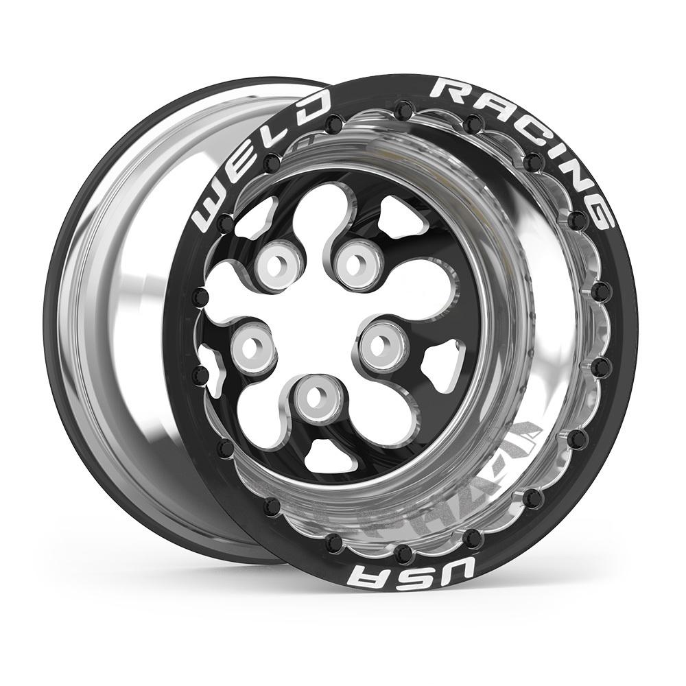 Weld Alpha Wheels