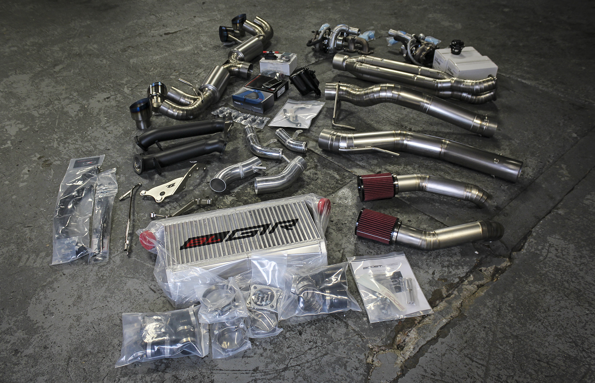 GTR Turbo Upgrades