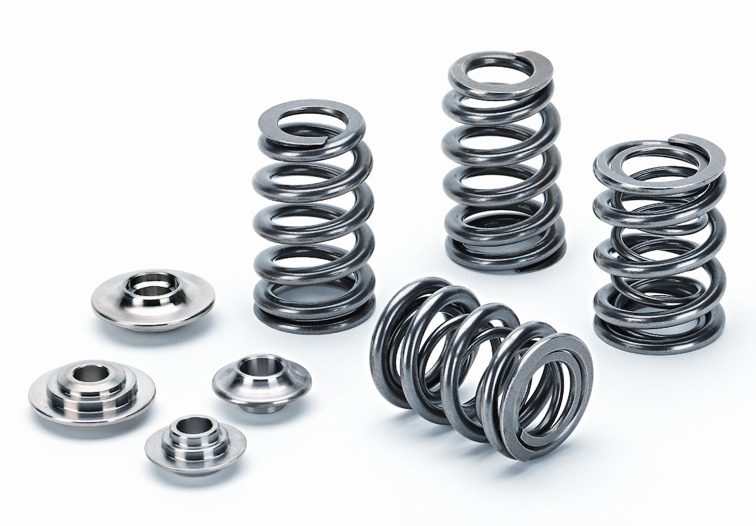 Supertech Springs & Retainers