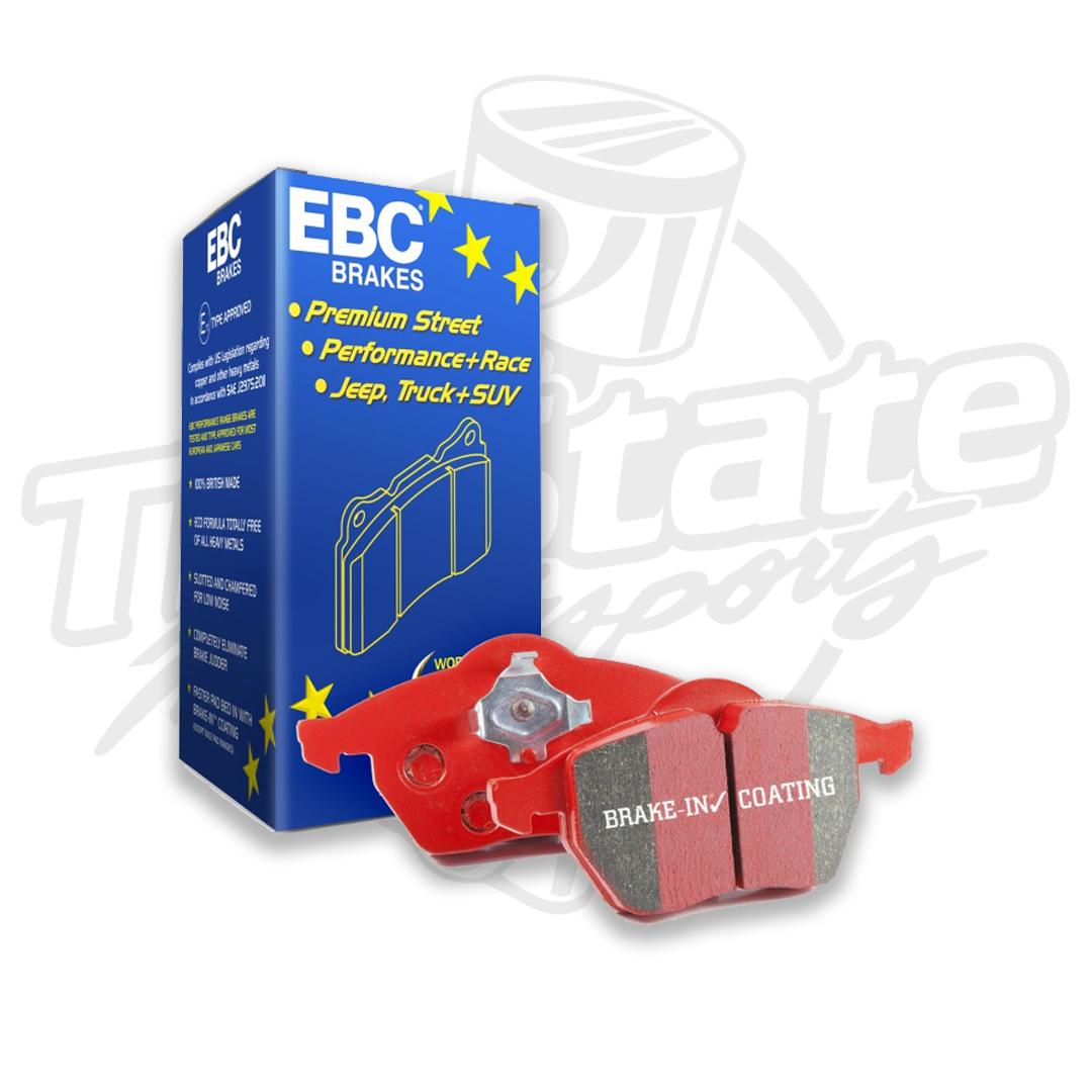 2010 on EBC Rear Brake Discs /& Ultimax Pads for Honda CR-Z 1.5 Hybrid