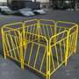 Manhole Guard & Cables