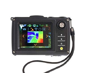 CorDEX TOUGHPIX III Digitherm Compact Digital and Thermal Camera