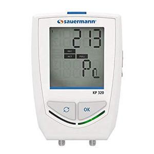 Sauermann KP320 Bluetooth Differential Pressure Data Logger