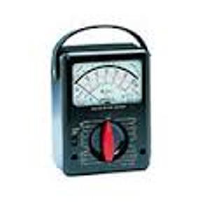 TRIPLETT 3030 Analog Voltmeter, Electrical Test and Measurement, 25 Range