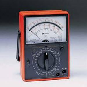 TRIPLETT Model 60, Analog Tester, Ruggedized Analog VOM - 28 RangeS (P/N 3145)