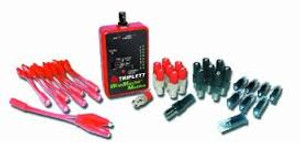 Triplett WireMaster 3281 Wire and Cable Mapping Kit with Tracer Tone, 39 Remo...