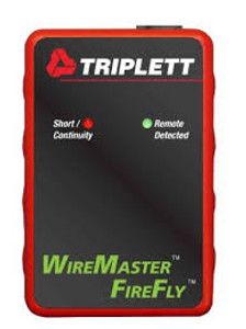 Triplett WireMaster FireFly 3290 Rapid LAN Mapping Tool with 100 Remotes