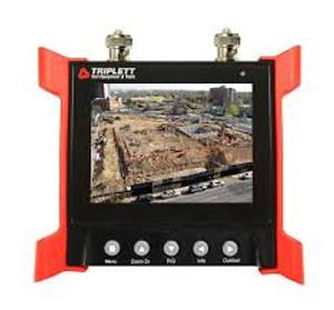 Triplett CamView Elite 8060 Ruggedized Video Test Monitor