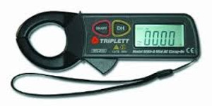 Triplett 9200-A Mini AC Digital Clamp-on Meter with Large Display (0-300 Amps)