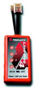 Triplett Line-Bug 4 9615 Phone and LAN Line Tester