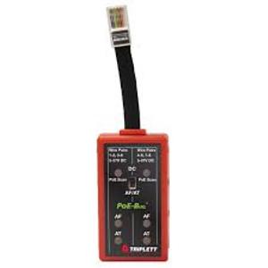 Triplett PoE-Bug 9625 Power Over Ethernet Detector